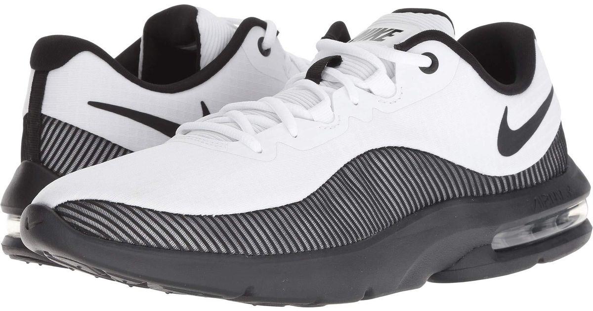 descuento Nike Men's Air Max Advantage 2 Running Shoe