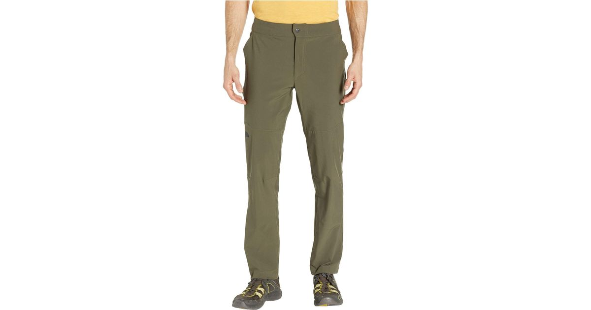 44ec6d81b The North Face Paramount Active Pants (weimaraner Brown) Men s Casual Pants  in Green for Men - Lyst