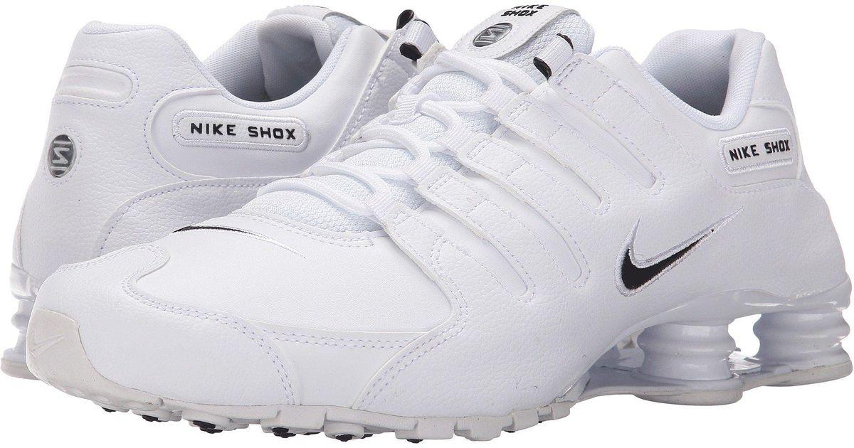 Nike Shox NZ Mens Training Shoe