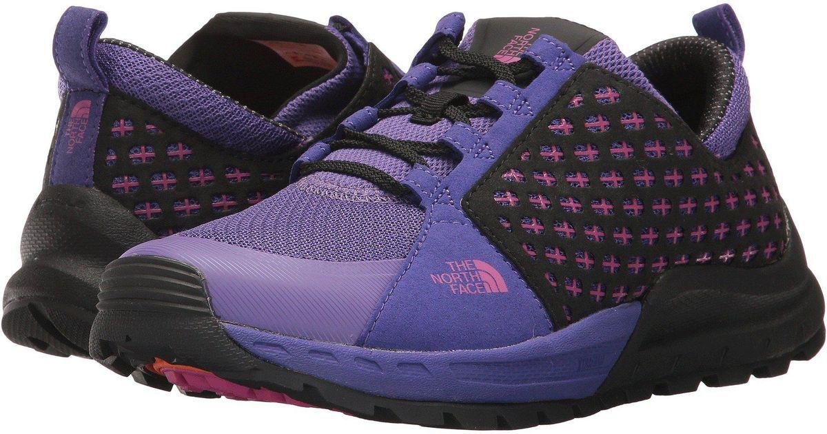 Mountain Sneaker in Purple