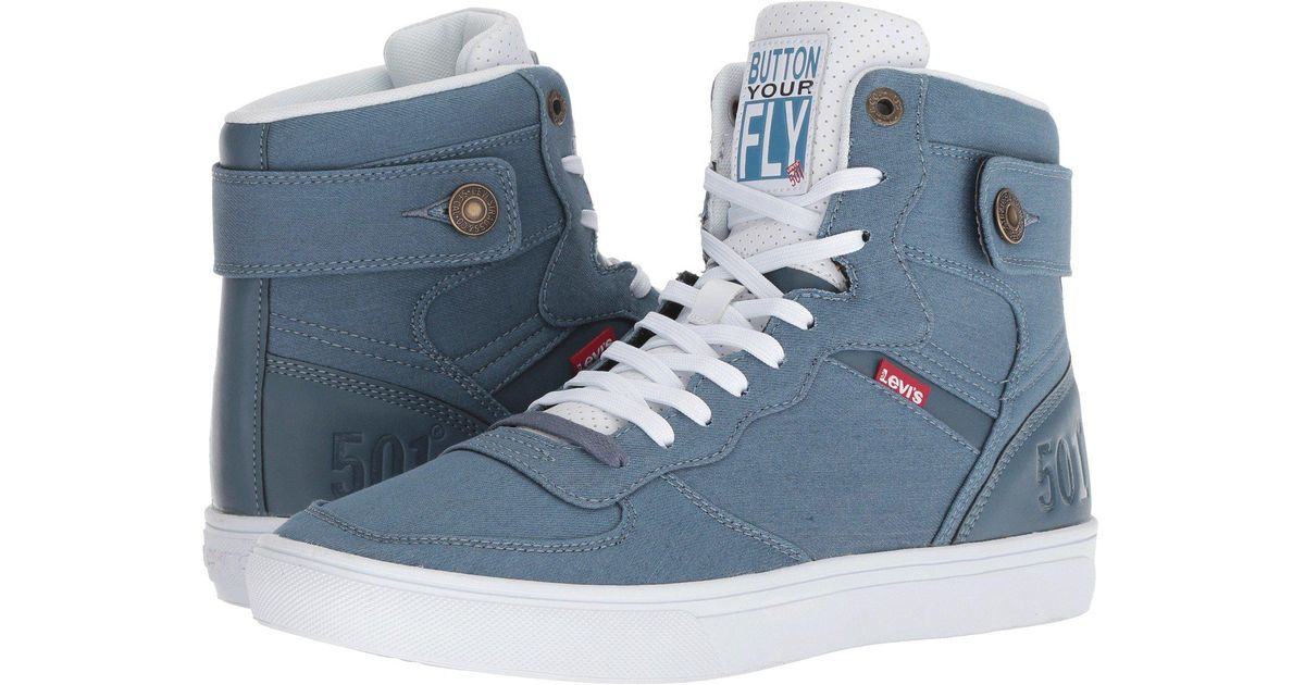 Shoes Jeffrey Hi 501 Button Your Fly