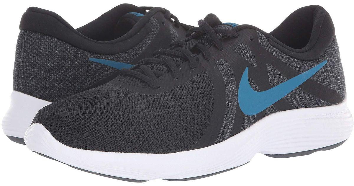 cab3feb20 nike -BlackGreen-AbyssDark-GreyWhit-Revolution-4-midnight-Navywhitedeep-Royal-Blue-Mens- Running-Shoes.jpeg