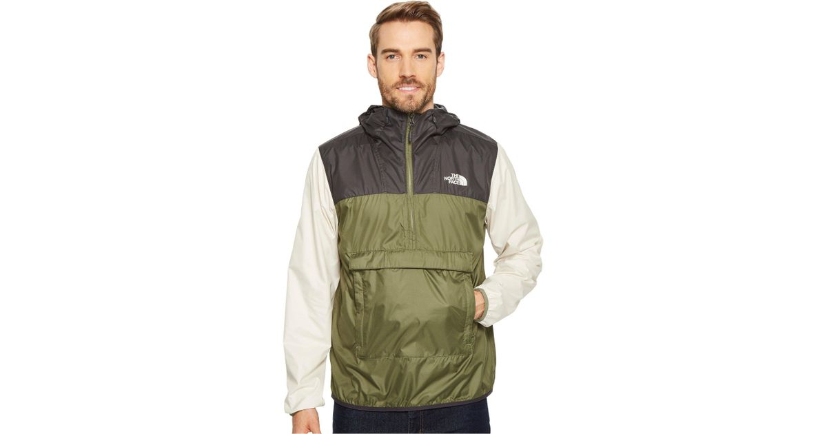 fd3fc7069 The North Face Green Fanorak for men