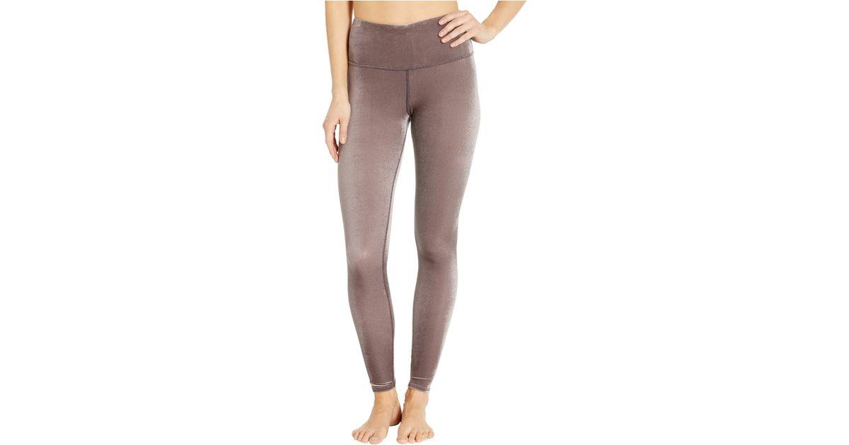 b10551c4b2d59 Alo Yoga High-waist Posh Leggings (ecplise) Women's Casual Pants - Lyst