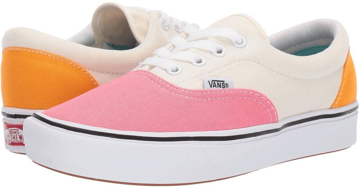 Vans Comfycush Era (canvas) Strawberry Pink