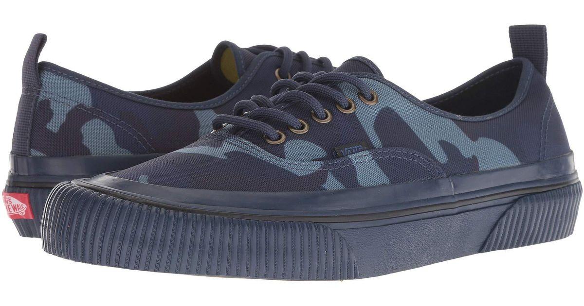 Vans Rubber Authentic Hf Camo Sneaker