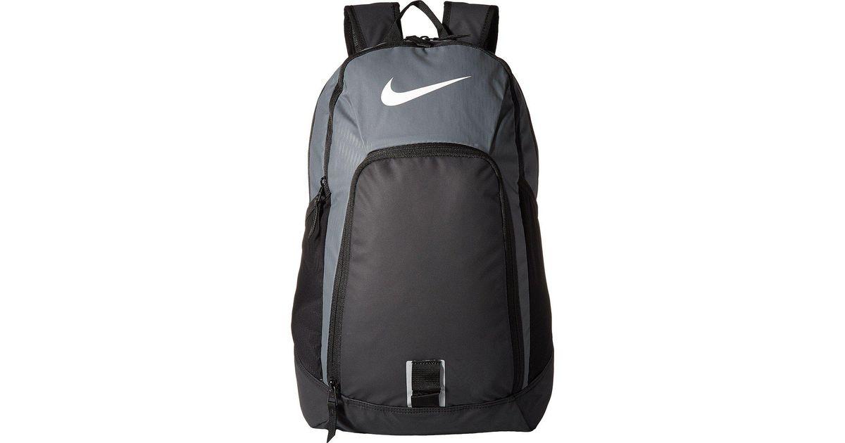 Lyst - Nike Alpha Adapt Rev Backpack in Black for Men 852d81cc4aaae