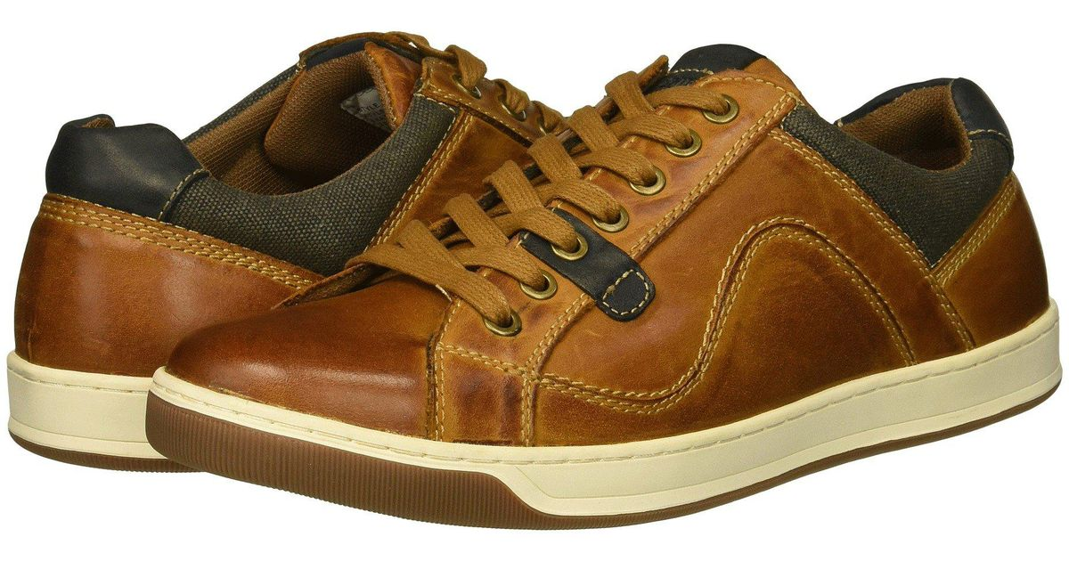 27485b29aa0 Steve Madden Brown Chater (rust) Men's Lace Up Casual Shoes for men