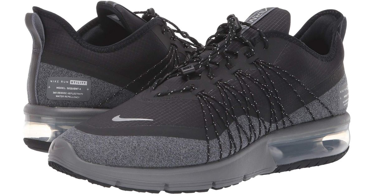 Nike Rubber Air Max Sequent 4 Shield
