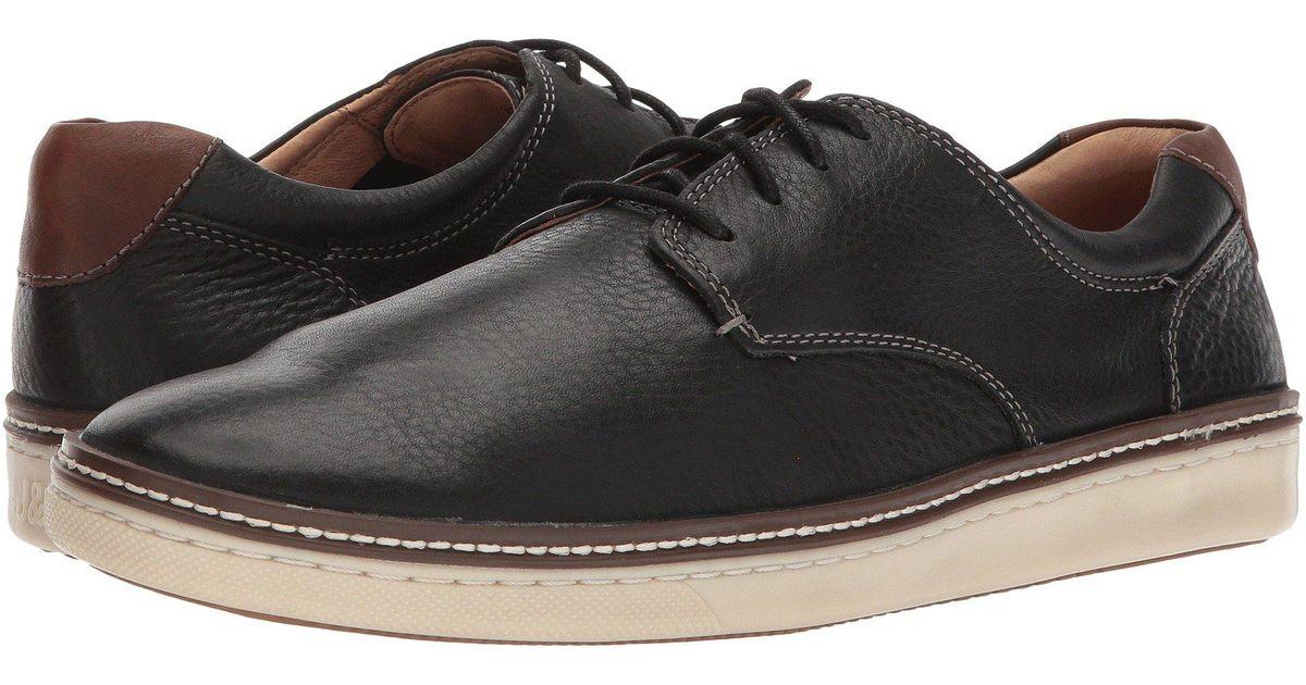 Suede Mcguffey Casual Plain Toe Sneaker