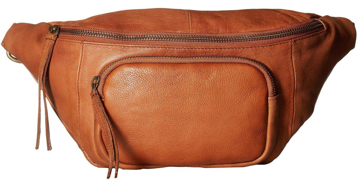 Lyst Day Mood Nynn Sling Bag Cognac Handbags In Brown For Men