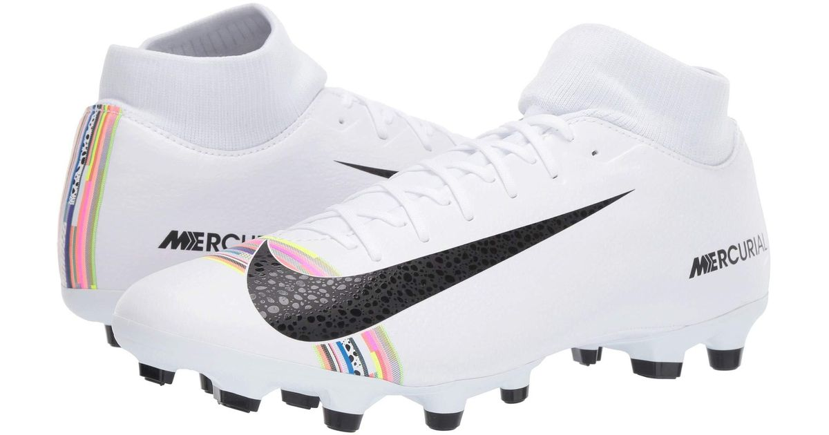 best loved 22955 ca364 Nike White Cr7 Superfly 6 Academy Mg for men