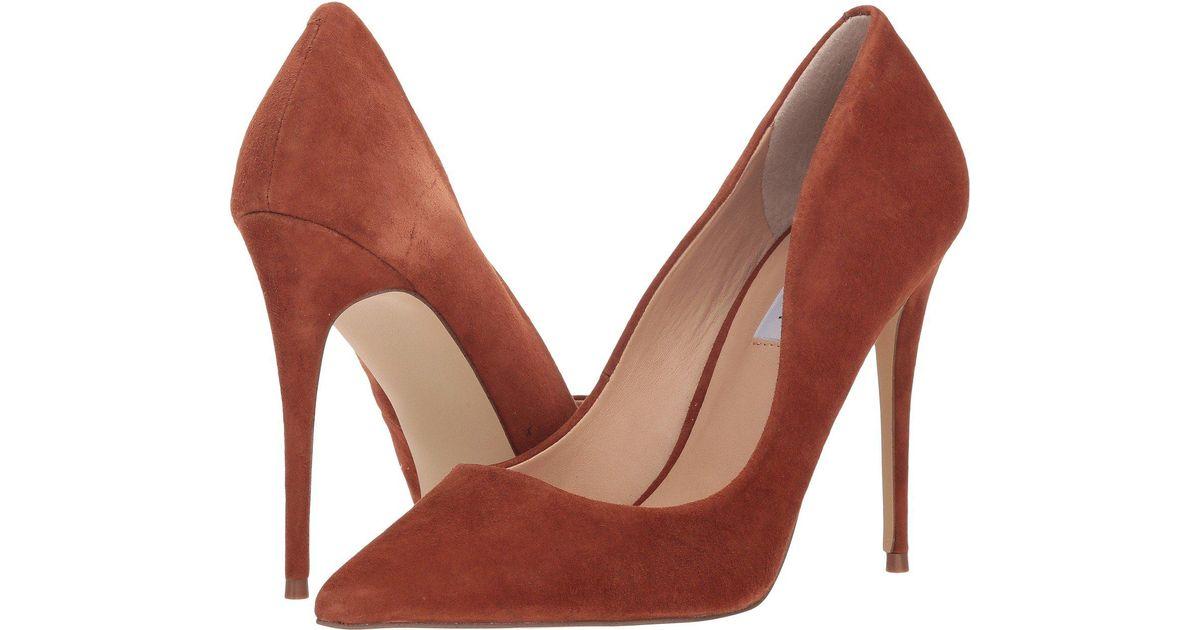 c91bcc478b1 Steve Madden Multicolor Daisie Pump (blue Suede) Women's Shoes