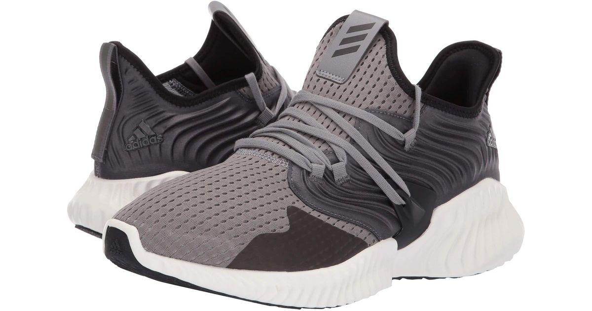 e6ae8b698 Lyst - adidas Originals Alphabounce Instinct Cc (grey Three core Black grey  Five) Men s Shoes in Gray for Men