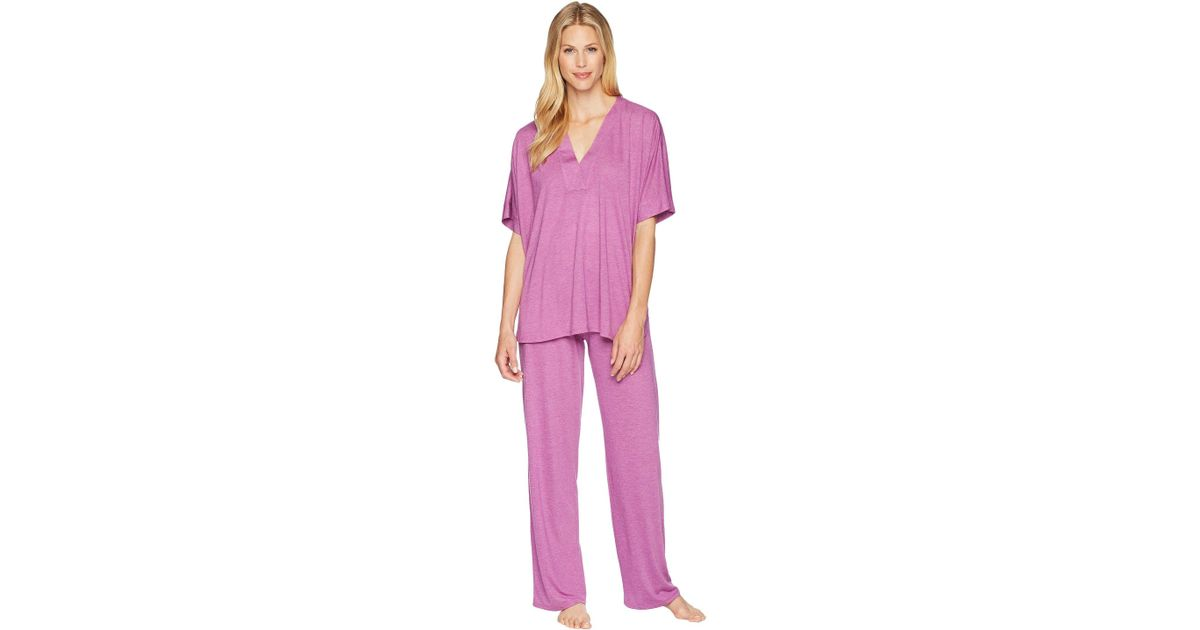 3434edccfd3b Lyst - N By Natori Congo Pj Set in Purple
