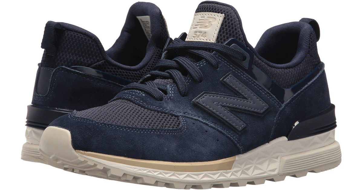 New Balance Synthetic Ms574v1 in Blue