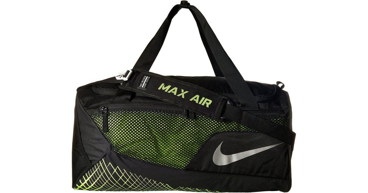 1aa036b13b ... preview of 07cf8 c651a Lyst - Nike Vapor Max Air Training Medium Duffel  Bag (black ...