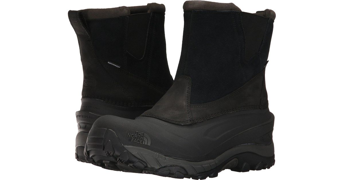10239a6e949 The North Face Black Chilkat Iii Pull-on Boot for men