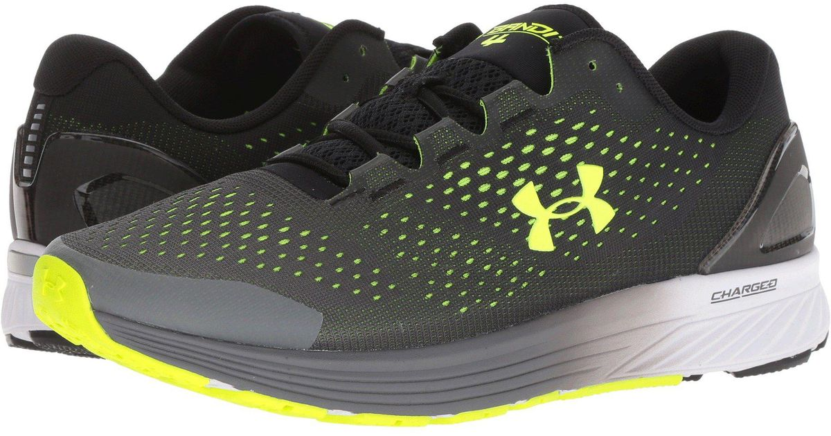 quality design 96692 710a4 Under Armour Black Ua Charged Bandit 4