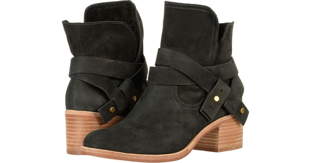 62c87685907 Ugg Elora (black) Women's Boots