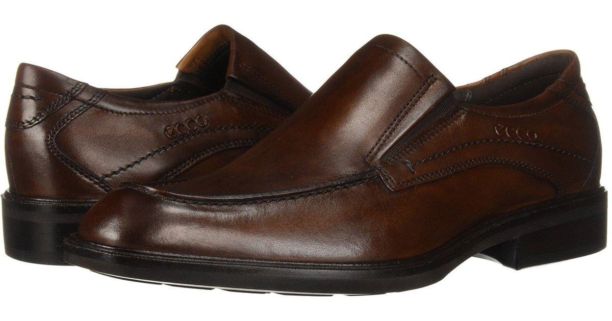 02a81a1ea8 Ecco Brown Windsor Apron Slip-on for men
