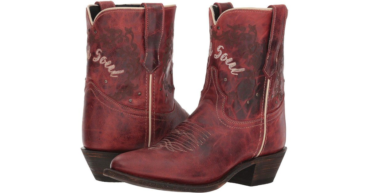 9d9ad8f257f Laredo - Reckless (red) Cowboy Boots - Lyst