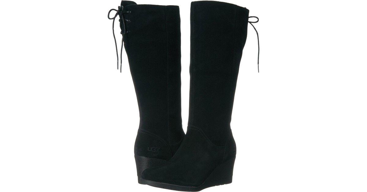 d2d69cc99d2 Ugg Dawna (black) Women's Boots