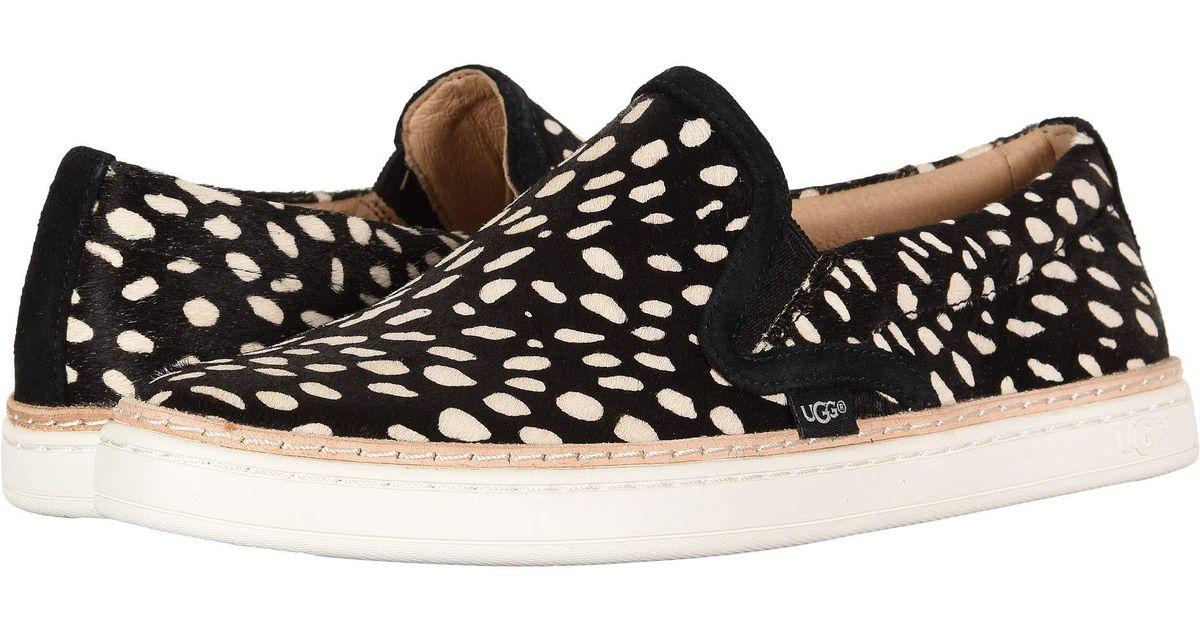 UGG Synthetic Soleda Exotic Sneaker