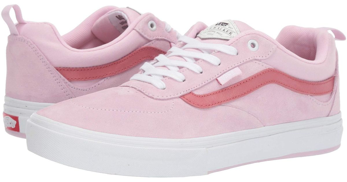 Vans Suede Kyle Walker Pro in Pink - Lyst