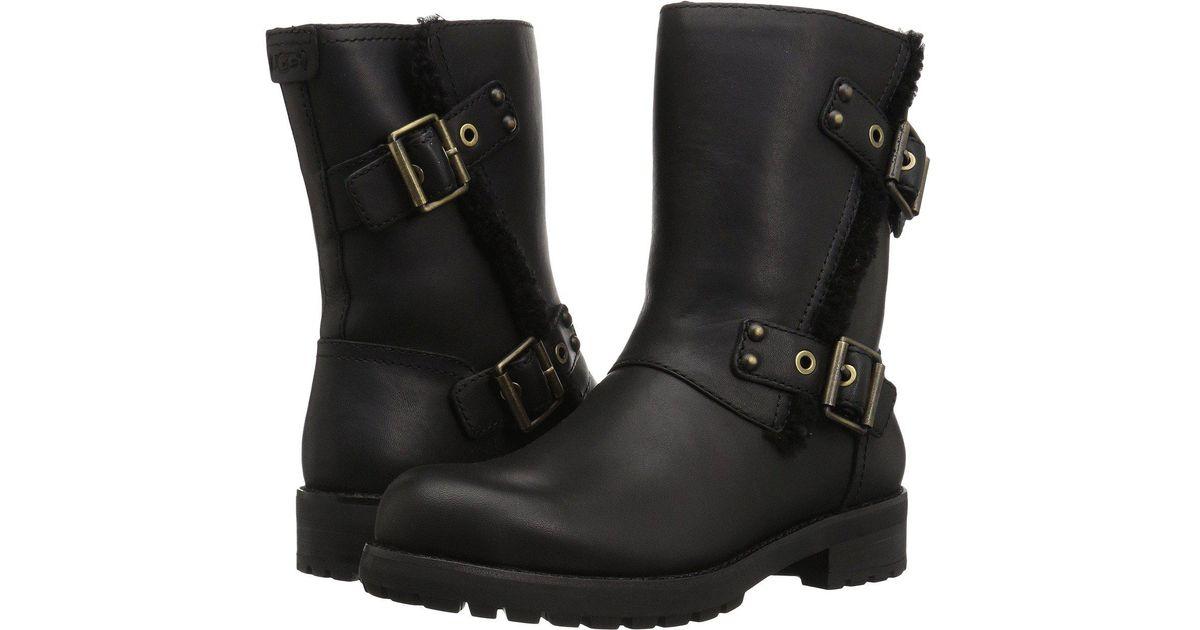 b3b99e39bb5 Ugg Niels (black) Women's Boots