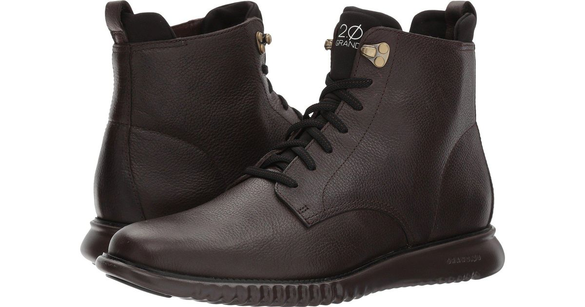 Cole Haan Leather 2 Zerogrand City Boot