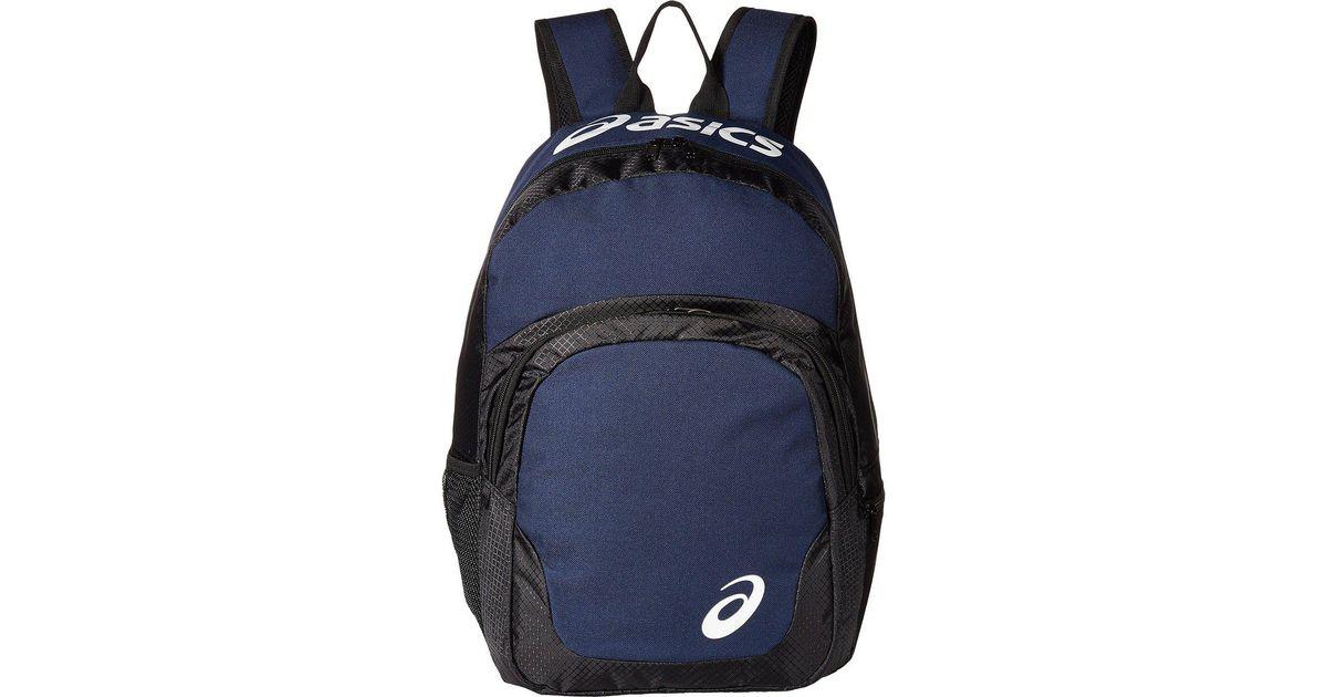 e47d0ff2cc Lyst - Asics ® Team Backpack in Blue for Men