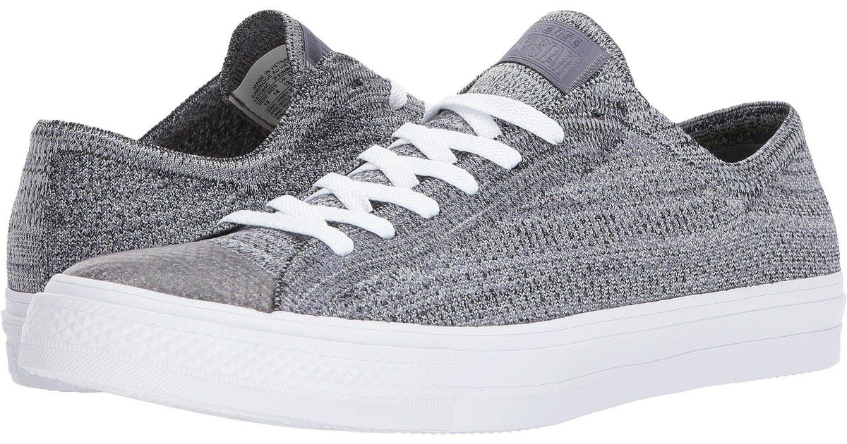 f7d1c7abf0c0 Lyst - Converse Chuck Taylor® All Star® X Nike Flyknit Ox for Men