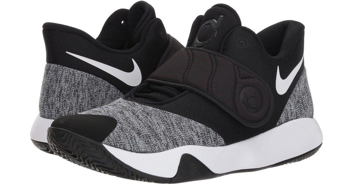 54037760e438 Lyst - Nike Kd Trey 5 Vi (black university Red white) Men s Basketball Shoes  in Black for Men