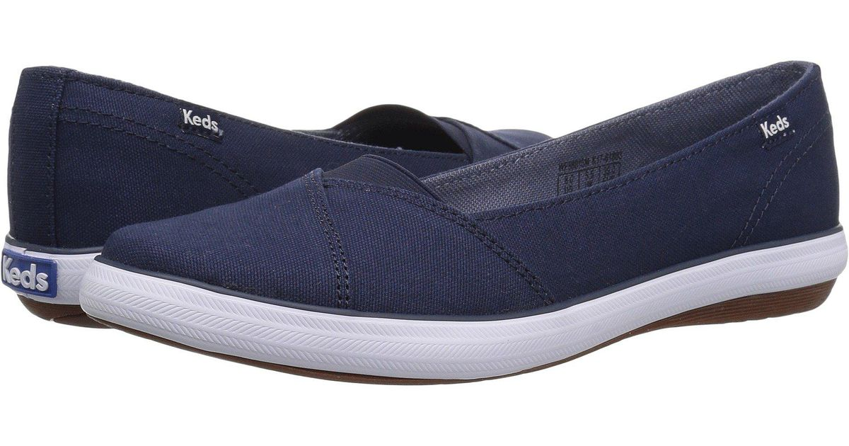 Keds Cali Ll Canvas Sneaker in Navy