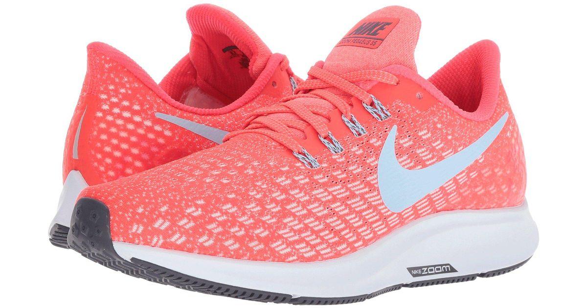 best website 18fd9 0c5f7 Nike Red Air Zoom Pegasus 35