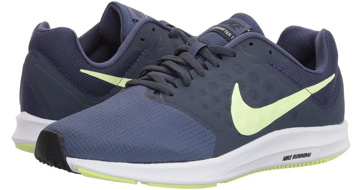 9e7b90392d04 Lyst - Nike Downshifter 7 in Blue for Men