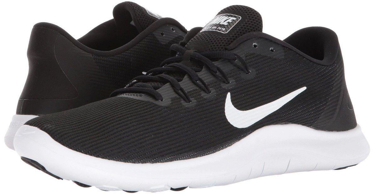 Nike Synthetic Flex Rn 2018 (black