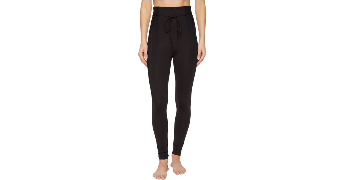 786d0a010df6e Free People Avery Leggings in Black - Lyst
