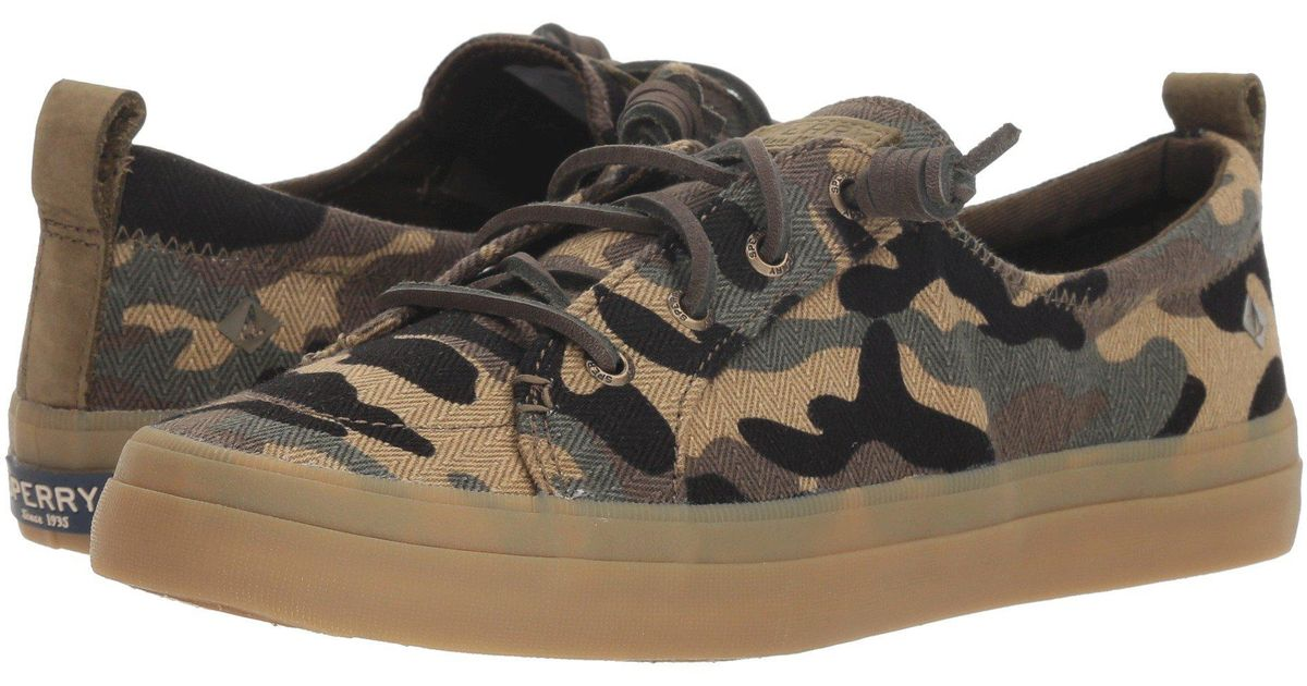 Sperry Top-Sider Canvas Crest Vibe
