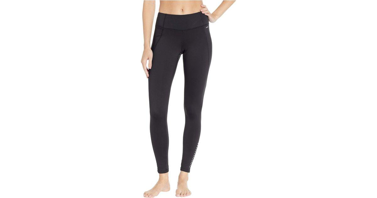 61364cde7612f Jockey Active Performance Fleece Ankle Pants (black) Women's Casual Pants  in Black - Lyst
