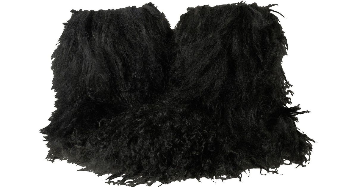 UGG Synthetic Fluff Momma Mongolian in