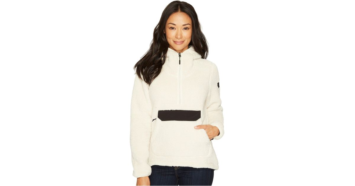 2816a5e62 The North Face White Campshire Pullover Hoodie