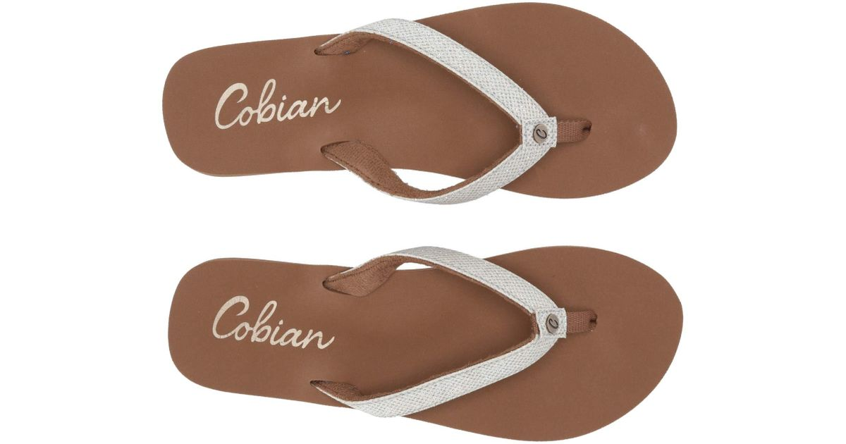 White Sandals Skinny Cobian Fiesta BouncetanWomen's Lyst cJTKlF13