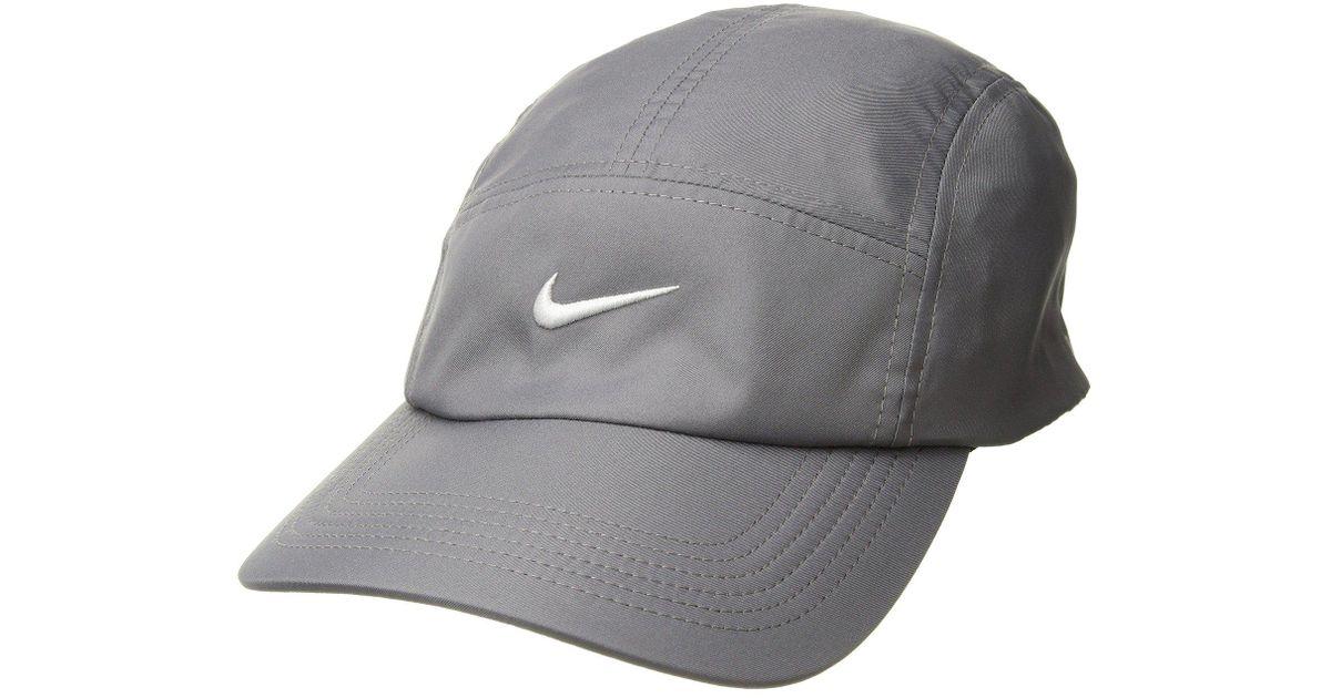 5ae410f93 Nike Gray Aw84 Core Cap for men