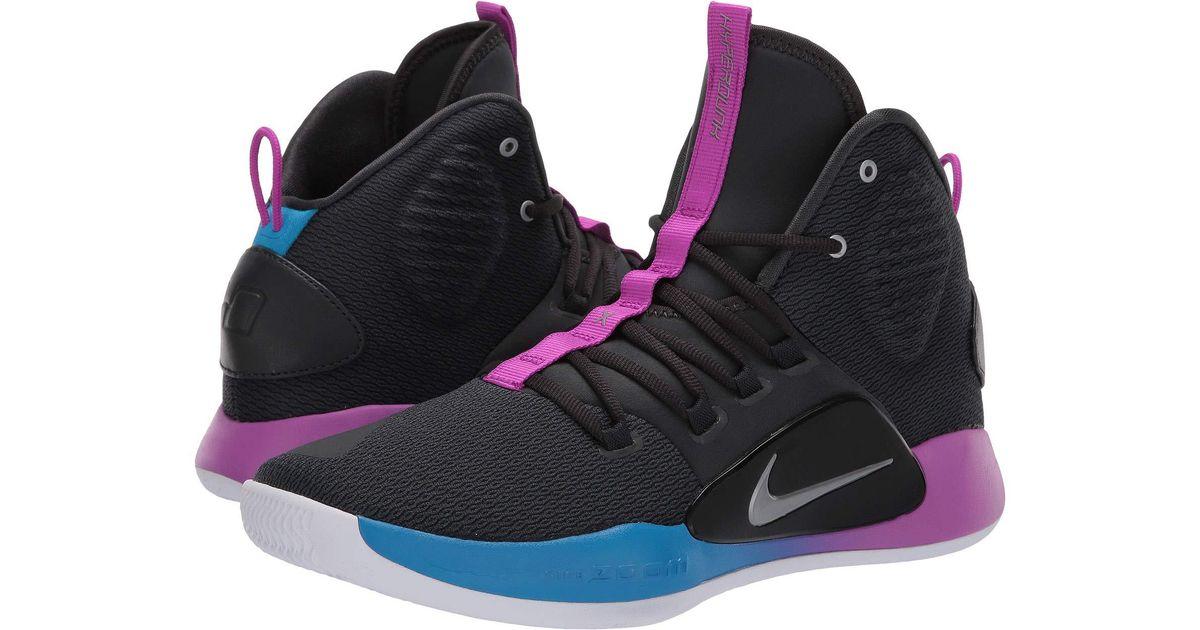 0ade6bd7e9b8 Lyst - Nike Hyperdunk X in Gray for Men - Save 8%
