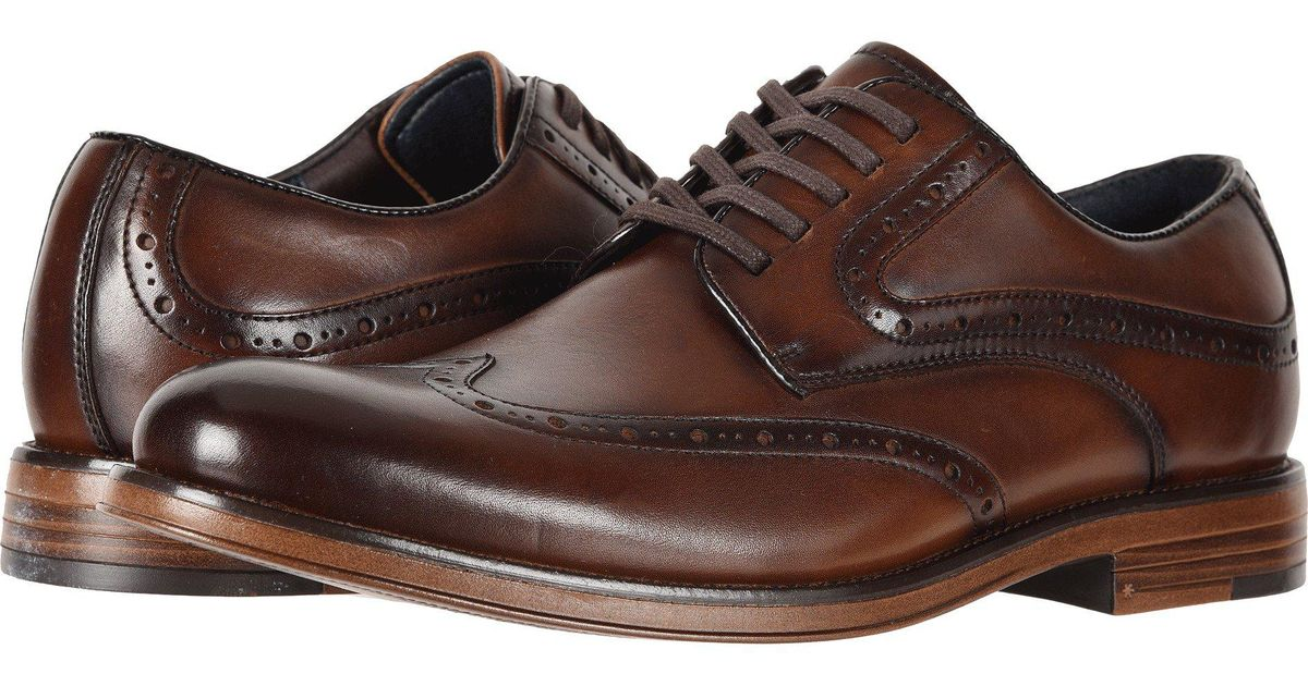 Dockers Leather Hanover Wingtip Oxford