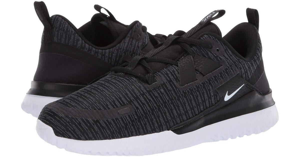 5e346d76e92 Nike Renew Arena (black white anthracite) Women s Running Shoes in Black -  Lyst