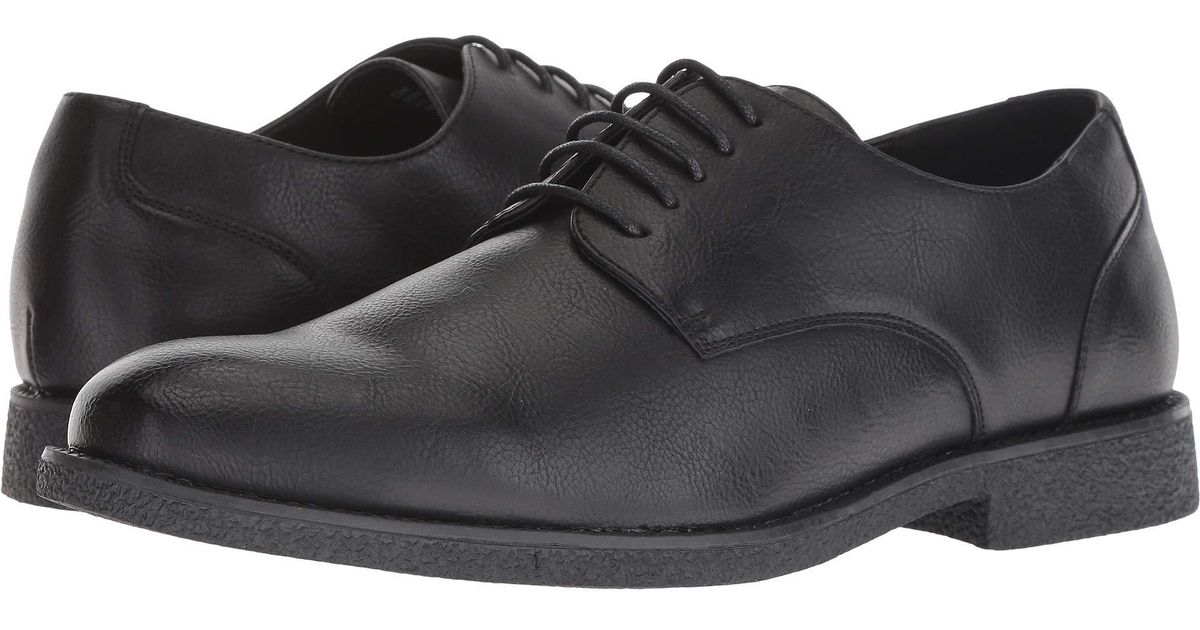 ae2bc692bb3 Lyst - Van Heusen Ozzie (black) Men s Shoes in Black for Men