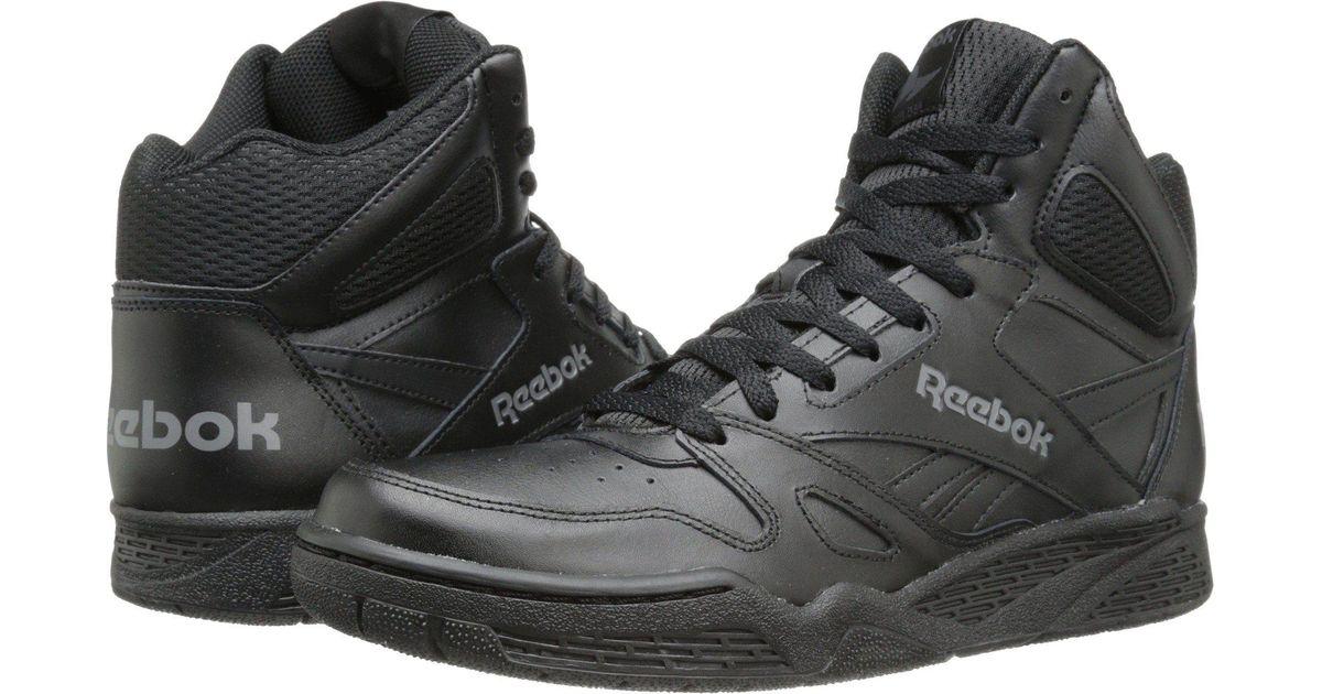 0ad9d627a1 Reebok Black Royal Bb4500 Hi for men